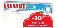 Pasta de dinti White Alpenminze Lacalut