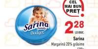 Margarina 20% grasime Sarina