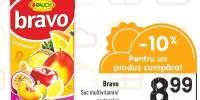Suc multivitamin/ portocale/ portocale rosii Bravo