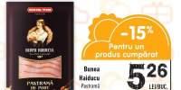 Pastrama de porc Bunea Haiducu
