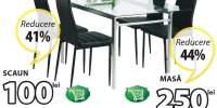 Masa si scaune Storvorde + Toreby