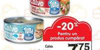 Sandwich ton in sos natur / jalapeno Calvo