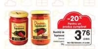 Zacusca vinete/ ciuperci Bunatati de Topoloveni