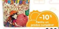 Pufarine cu fructe Triti Bell