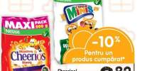 Cereale Cheerios/ Ciniminis