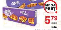 Prajitura chocolate twist/ cake&chocolate Milka