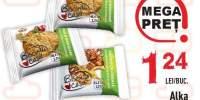 Biscuitii casei cu merisor/ migdale/ cereale Alka