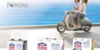 Concurs Peroni Italy