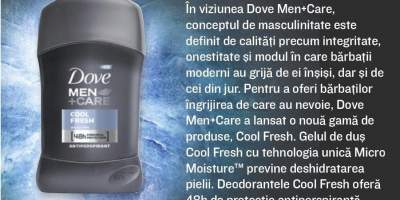 Deodorant stick men+ care cool fresh Dove