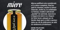 Miere poliflora Honey Line