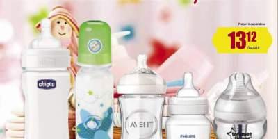 25% reducere la biberoanele bebelusului tau