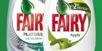 Detergent lichid pentru vase Fairy
