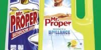 Detergent universal pentru baie/ suprafete Mr. Proper