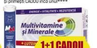 Vitamine si minerale Zdrovit
