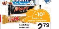 Inghetata Bounty/Mars/Snickers/Twix