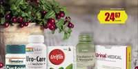 25% reducere la produsele de prevenire a infectiilor urinare