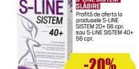 Sistem slabire S-Line