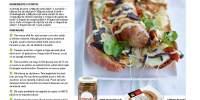 Hot dog gourmet cu branza Comte