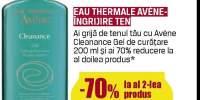 Ingrijire ten - Eau Thermale Avene