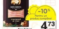 Pastrama de porc Bunea Haiducul