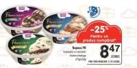 Inghetata Napoca PR cu ciocolata/ tiramisu/ malaga