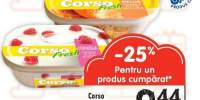 Inghetata Fresh iaurt/ melon Corso