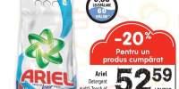 Detergent pudra Ariel