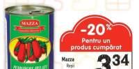 Rosii decojite Mazza