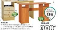 Birou lemn
