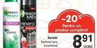 Deodorant sprai Garnier
