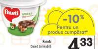 Crema tartinabila Fineti