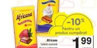 Tableta ciocolata Africana