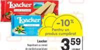 Napolitana cu crema Loacker