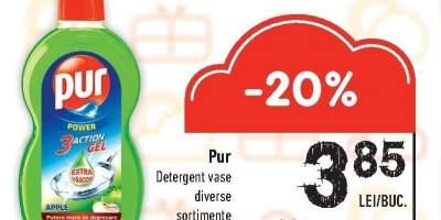 Detergent vase Pur