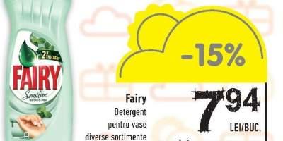 Detergent pentru vase Fairy