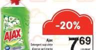 Detergent suprafete Ajax