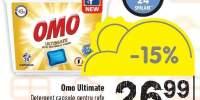 Detergent capsule pentru rufe Omo Ultimate
