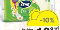 Hartie igienica Zewa Deluxe