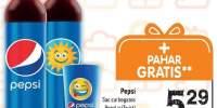 Suc carbogazos Pepsi