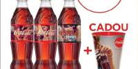 Coca Cola 0,5 L + pahar