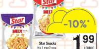 Mix 1 mov/ 2 rosu Star Snacks