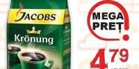 Cafea macinata Jacobs Kronung