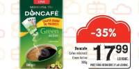 Cafea macinata Green Active Doncafe