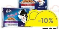 Hrana umeda pisica junior pui/ vita&pui Felix