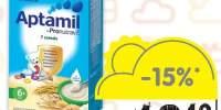 Cereale lapte&5 fructe/7 cereale Aptamil