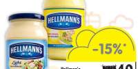 Maioneza Original/ Light Hellman's