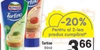 Branza tartinabila rosii/spanac/natur Hochland