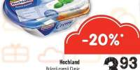 Branza crema clasic Hochland