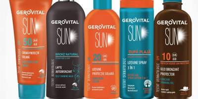 Cosmetice Gerovital Sun