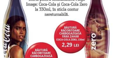 Coca Cola sticla contur special 330 ml nereturnabila